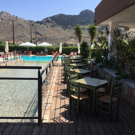Anavadia Hotel: A few so far from our holiday. Amazing !!