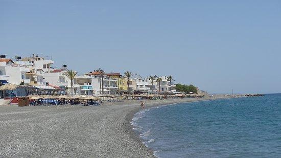 Mirtos, Yunanistan: Пляж Миртос