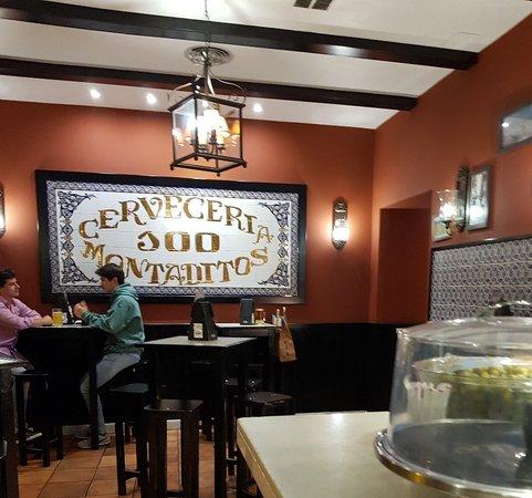Cerveceria 100 Montaditos: Great tapa bar
