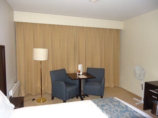 Scenic Hotel Southern Cross: Our very comfortable room