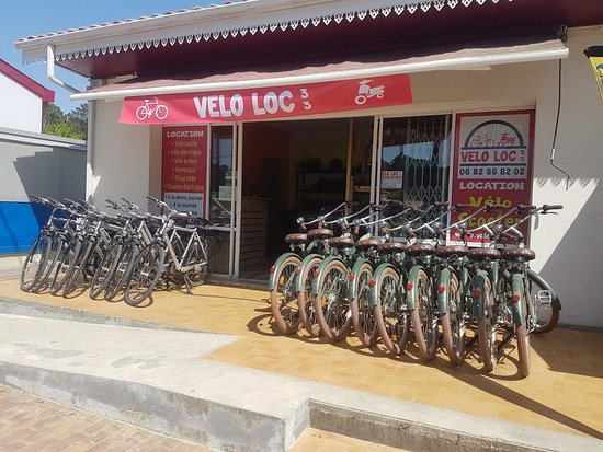 Vélo Loc 33