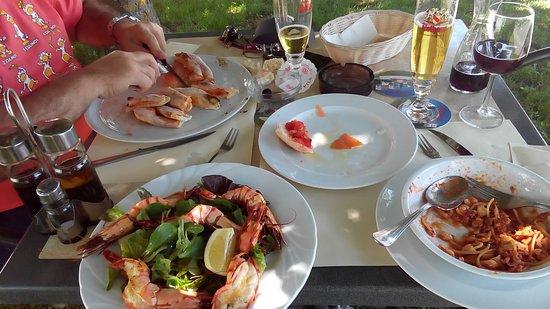 Jestetten, Германия: Kochkünste - ein Bravo und Lob dem jungen Maestro