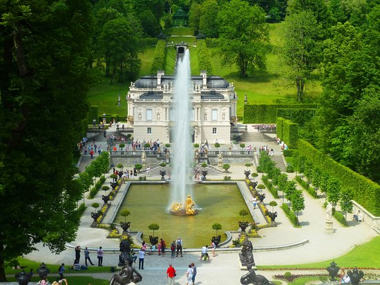 Schloss Linderhof: Palacio Linderhof