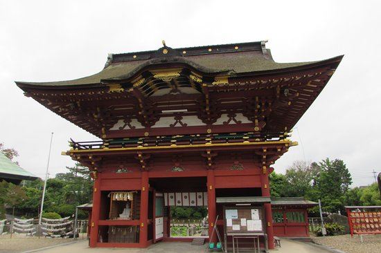 Iga Hachimangu Shrine
