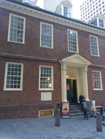 Old State House @Boston Freedom Trail