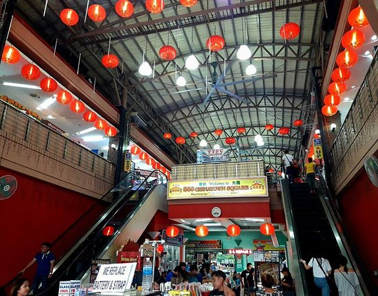 888 Chinatown Square: 888 China Town Square in Bacolod City