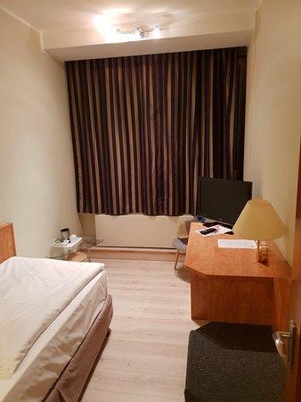Hotel Astor Kiel by Campanile: Helt greit, men sårbar for støy