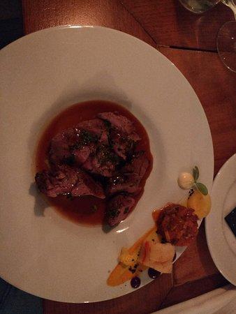 Brasserie SenT: lamb