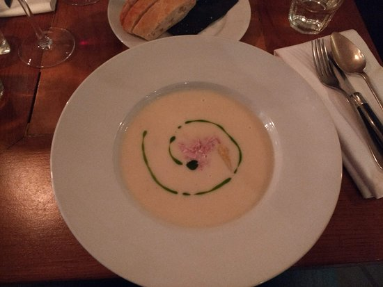 Brasserie SenT: the soup