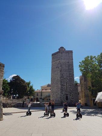 Segway Zadar Tour