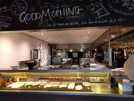 Tiel, Países Bajos: Ontbijt ruimte