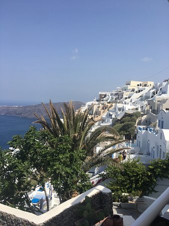 Half or Full Day Private Custom Santorini Island Tour: One of the splendid towns on our tour