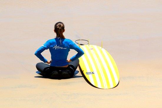 EasyDrop Surf School: pause II ...