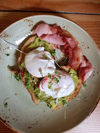 Boston Tea Party Ringwood: The best breakfast in the south of England