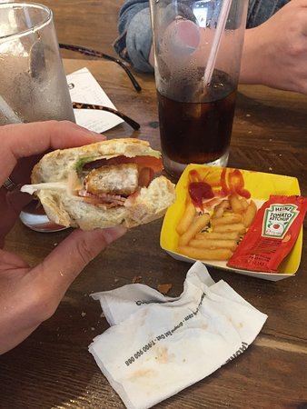 Pans & Company: Crispy chicken