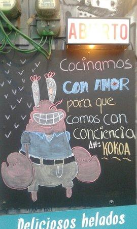 Totonicapan, กัวเตมาลา: Kokoa Café