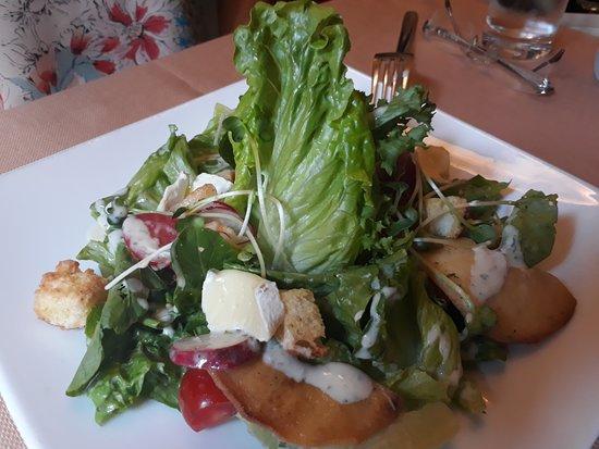 Pane e Vino: salad