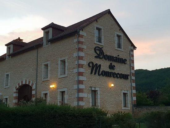 Chateau de Monrecour Resmi