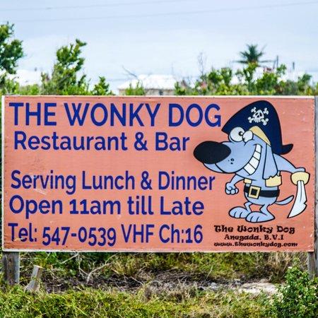 Bilde fra The Wonky Dog Restaurant & Bar