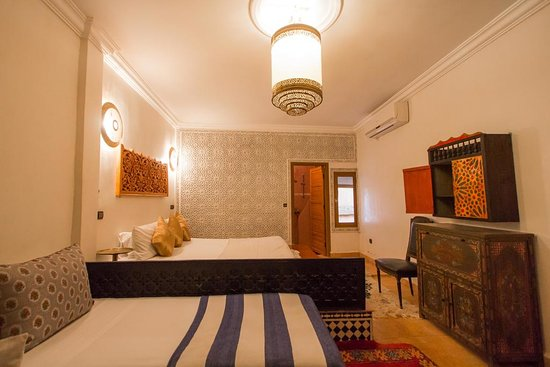 Riad d'Or : room