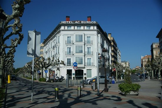 Bilde fra AC Hotel Burgos