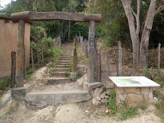 Trilha do Pontal da Santa Cruz