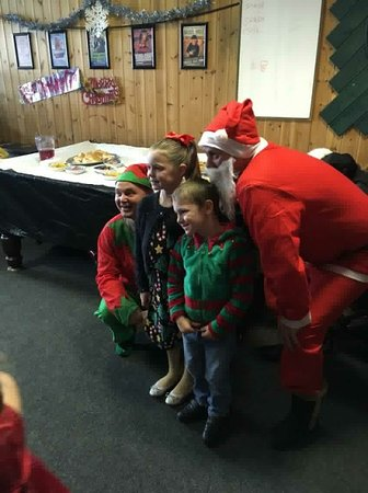 Eldo Bar: Christmas party