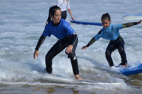 Sharkpool Surf School: Cours de surf à Labenne, école de surf Sharkpool
