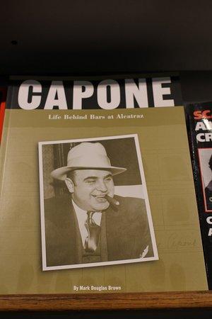 Αλκατράζ: Al Capone - one of the prisoners here