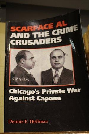 Αλκατράζ: Al Capone (Scarface) - one of the prisoners here