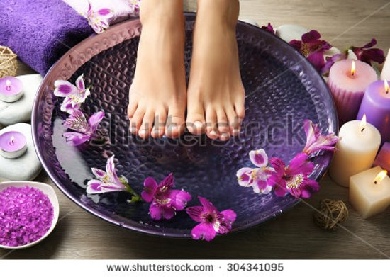 Flic En Flac: Spa rituals: body scrub, manicure, pedicure and foot therapy