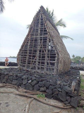 Honaunau, Hawaï: Reconstitution