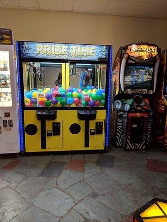 More arcade - Picture of Pine Ridge Dude Ranch, Kerhonkson