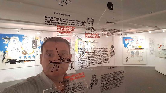 Centro Cultural Borges: muestra de estudiantes