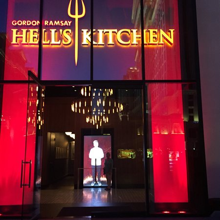 Gordon Ramsay Hell's Kitchen Φωτογραφία