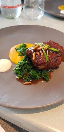 Yellowtail Restaurant: Lamb