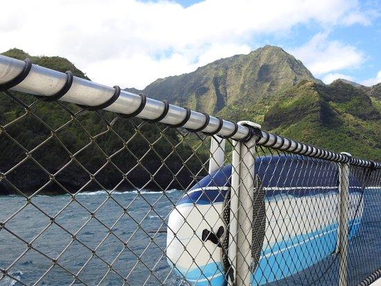 Kilauea, Hawái: Sea Breeze & the Na Pali coast