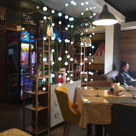 Jasmin Restaurant: Жасмин корейский ресторан
