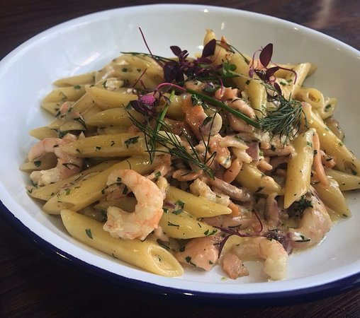 Upper West St: Pasta from our specials board