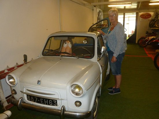 Museo Nazionale del Motociclo: Here is the car I wanted to take home! So cute1