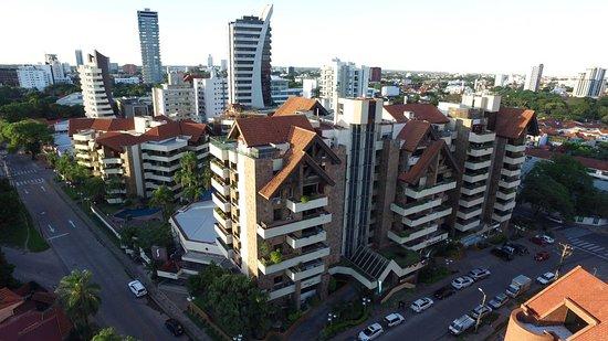 Toborochi Suites: vista aerea