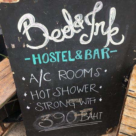 Bed & Ink Hostel Koh Tao Φωτογραφία
