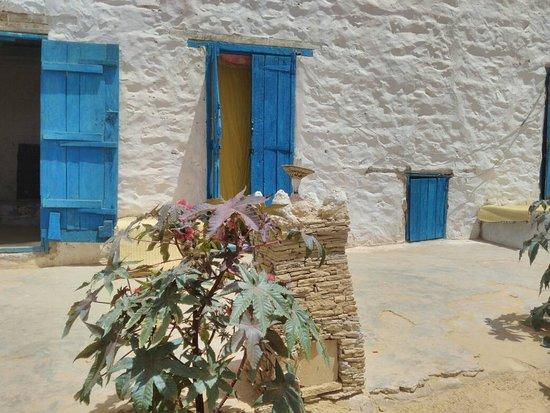 Chinguetti, Mauritania: auberge zarga