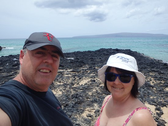 Pa'ako Beach (Secret Cove): Great view