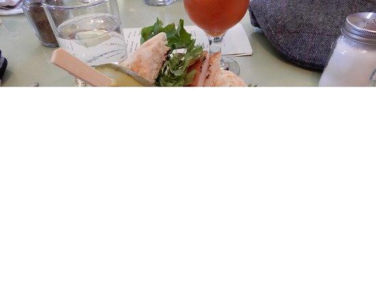 Chester Basin, Canada: Club Sandwich