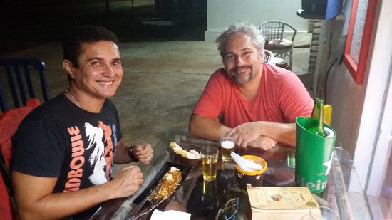 Nifu-Nifa Spanish Steakhouse: Amigos.