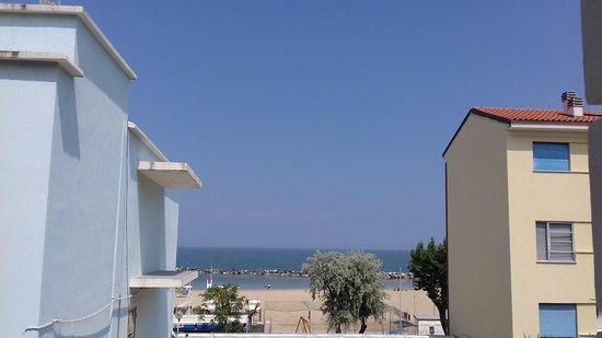 Hotel Villa Paola: Stanza 206