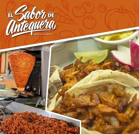 Tacos al pastor exquisitos