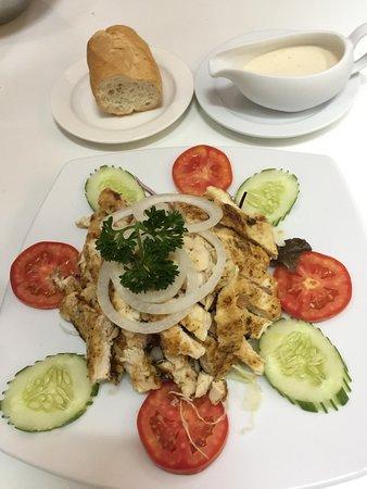 Mickey Restaurant: chicken Salad