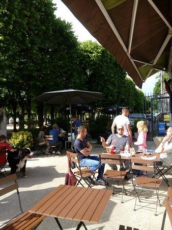 Restaurant Seine Port La Terrasse